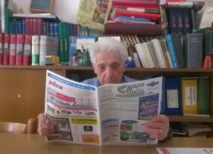 """Mario Micozzi, Direttore di """"Gente e Piazza"""""""