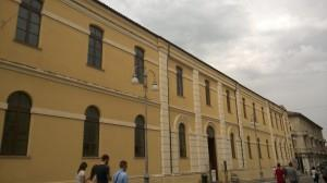 Lanciano: Palazzo degli Studi, ex Liceo Classico