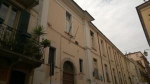 Lanciano: ex Convento delle Clarisse, ex Liceo Classico, ex Ist.to De Giorgio