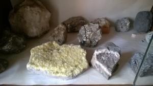 collezione minerali Prof. G. De Joannon (1)