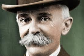 Pierre de Fredi  de Coubertin (da vavel.com)