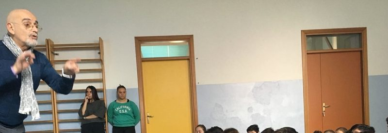 Stefano a scuola