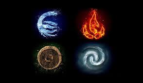 i Quattro Elementi della Natura