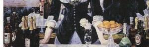 Edouard Manet - Bar aux Folies Bergère (part.)